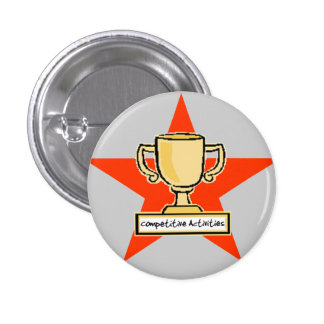 Competitive Activities Pinback Buttons