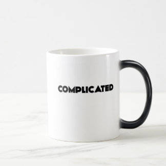 Complicated Magic Mug
