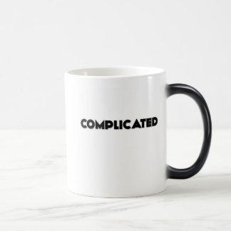 Complicated Morphing Mug