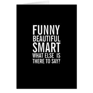 Complimentary Happy Birthday Funny Greeting Card