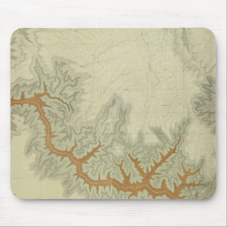 Composite Geologic map of Kaibab Plateau Mouse Pad