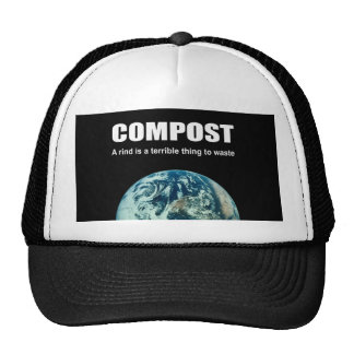 Compost: A rind is a terrible thing to waste Cap