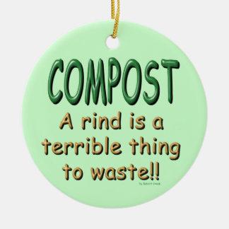 Compost Ornaments