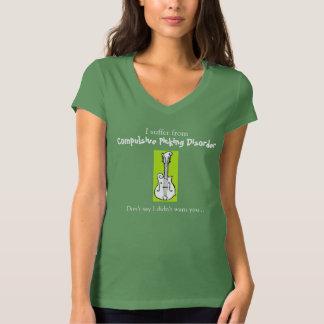 Compulsive Picking Disorder T-Shirt
