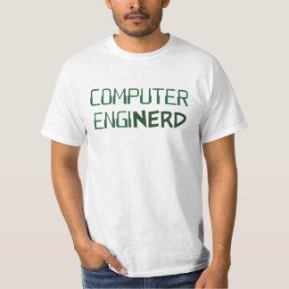 Computer Engineer Enginerd Tshirts