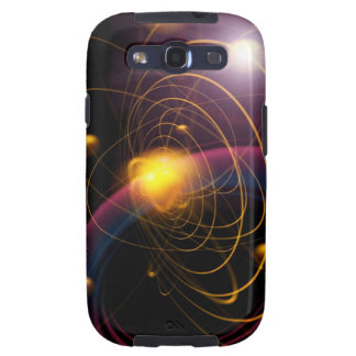 Computer illustration technique 2 galaxy SIII cases