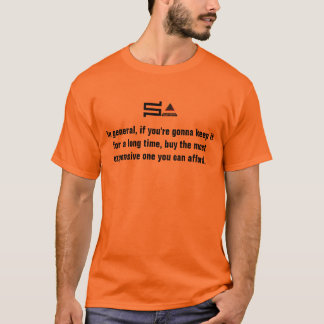 computer sysadmin logo t-shirt
