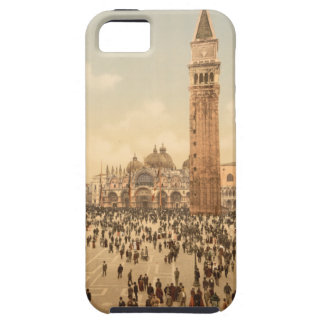 Concert in St Mark's Square II, Venice, Italy iPhone 5 Cases