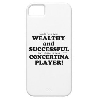 Concertina Wealthy & Successful iPhone 5 Case