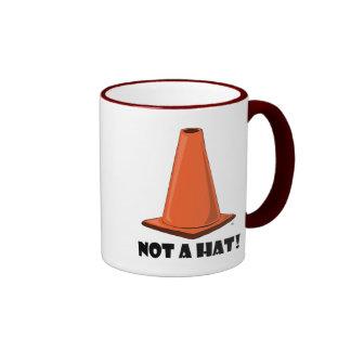 CONE HAT 2t Ringer Mug