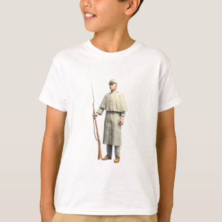Confederate Soldier Guard T-Shirt