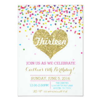 Birthday Invitations Announcements Zazzleconz - Birthday invitation nz
