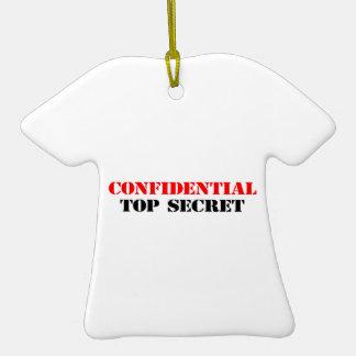 Confidential Ornaments