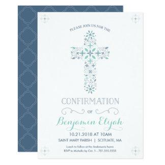 Confirmation Invitation - Catholic Invite