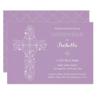 Confirmation Invitation - Pretty Invite