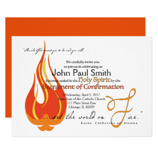 Confirmation Invite/Announcement: Perfectly Worded Card