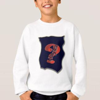 Confuse Ask Symbol the nice symbol Sweatshirt