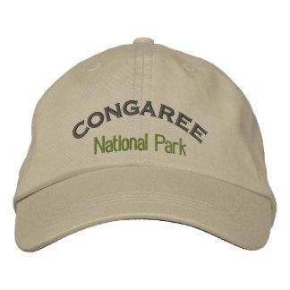 Congaree National Park Embroidered Baseball Cap