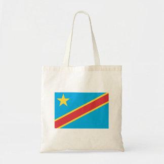 Congo (Democratic Republic) Budget Tote Bag