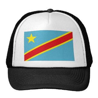 Congo Kinshasa National Flag Cap