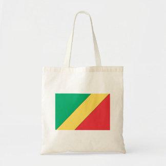 Congo (Republic) Budget Tote Bag
