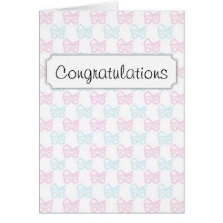 Congratulations Baby Greeting Card