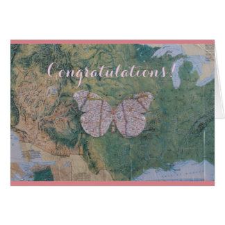 Congratulations Card for Her