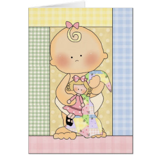 Congratulations Card: Sweet Baby Card