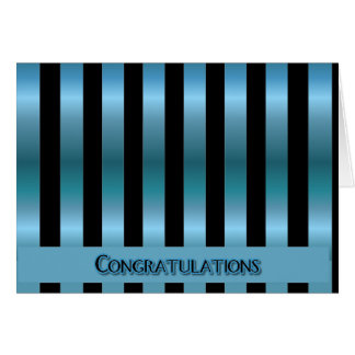 Congratulations Graduate with Honors Card