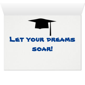 Congratulations Graduation greeting card