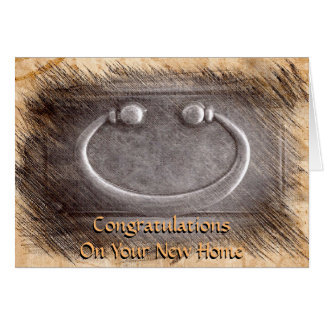 Congratulations On Your New Home 2 Card