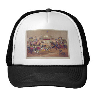 Congress of Nations 1875 Trucker Hat