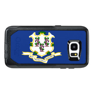 Connecticut Flag Otrbx Samsung Galaxy S7 Edge Case