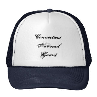 Connecticut National Guard Mesh Hats
