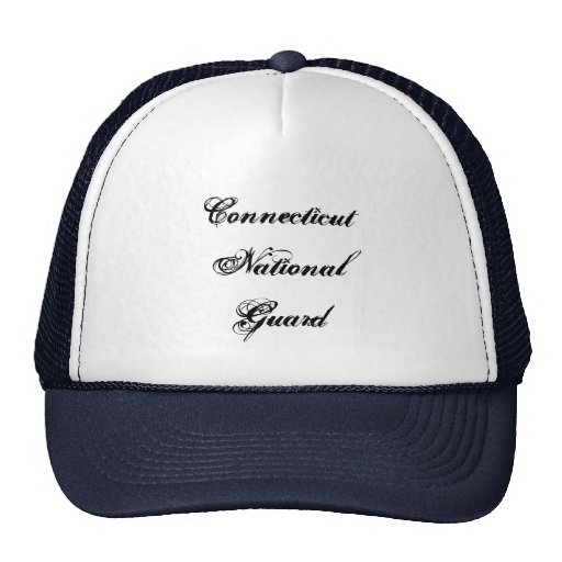Connecticut National Guard Mesh Hats