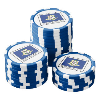 Connecticut Poker Chips