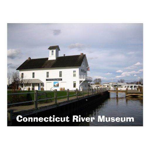 Connecticut River Museum Post Card
