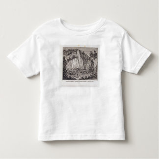 Connecticut Soldiers Reposing on Porter's Rock Tee Shirt