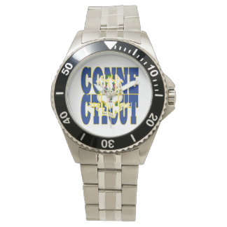 Connecticut state flag text watch
