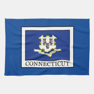 Connecticut Tea Towel