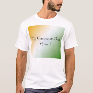 Connection Back Home T-SHIRT