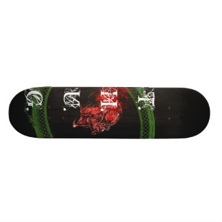 Conspiracy Deck Skate Board