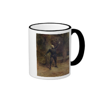 Constant Coquelin  as Cyrano de Bergerac Ringer Mug