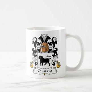 Constant Family Crest Basic White Mug