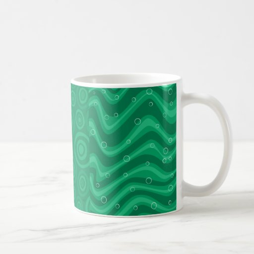 Constant Motion Mug - Bright Green