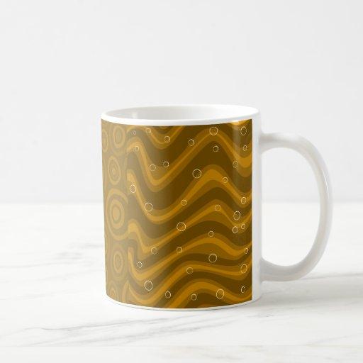 Constant Motion Mug - Burnt Orange