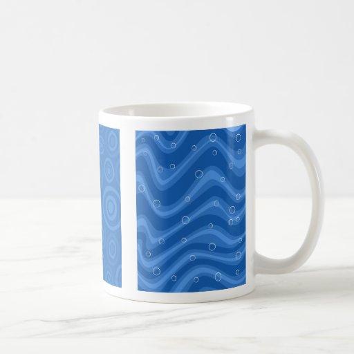 Constant Motion Mug - Motherwell Blue