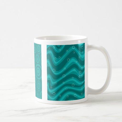 Constant Motion Mug - Teal
