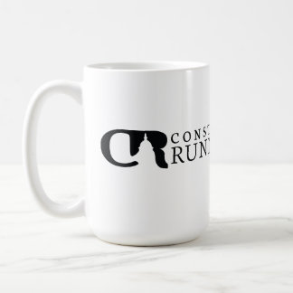 Constant Runner - Washington Monument at Night Coffee Mug