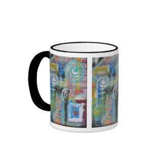 Constant Velocity 11 Ringer Coffee Mug